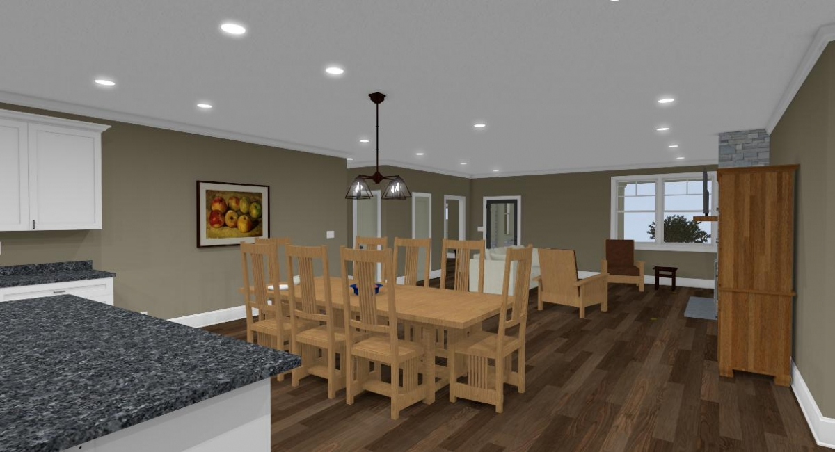 Apothecary II dining room