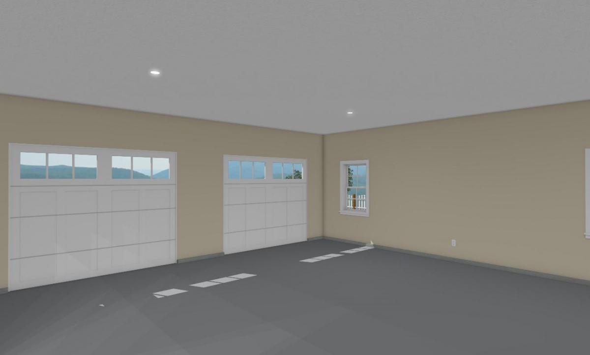 Farmstead Garage Garage Interior